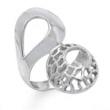 Zilveren Ring Abbey