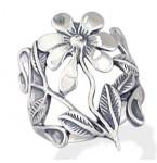 Zilveren Ring Milou