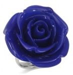 Ring Blauwe Roos