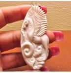 Zilveren Kettinghanger Pegasus