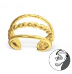 Earcuff Michelle Gold