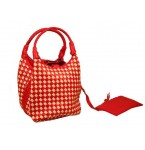 Tas Alexandra Red & White