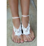 Barefoot Sandals Butterfly