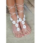 Barefoot Sandals Floral