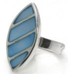 Zilveren Ring Valentia