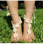Barefoot Sandals Fleur