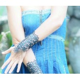 Rubberen Armband Fleur