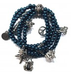 Armband Monique Blue