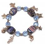 Armband Saray Blue