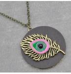 Ketting Peacock Eye