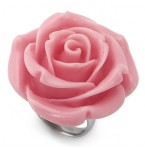 Ring Roze Roos
