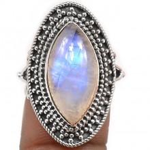 Zilveren Ring Valerie
