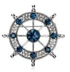 Broche Nautic Blue
