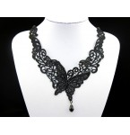 Ketting Lace Butterfly