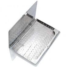 Zilveren Businesscard Houder