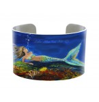 Cuff Bracelet Mermaid