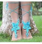 Barefoot Sandals Lotte Blue