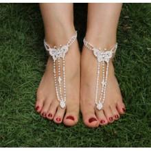 Barefoot Sandal Butterfly