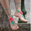 Barefoot Sandals Rose