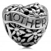 Zilveren Bedel Motherly Love