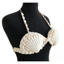 BH Top Cowrie Shells Natural