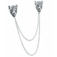 Broche Collar Brooch Leopard