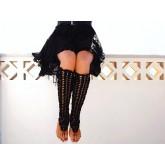 Barefoot Sandals Maeve Black
