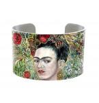 Cuff Bracelet Frida Kahlo