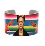 Cuff Bracelet Kahlo