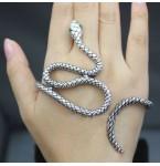Handsieraad Handpalm Armband Snake