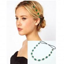 Haarband Green Royalty