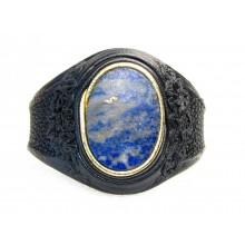 Lederen Armband Lazuli