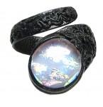 Lederen Ring Bodil