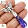 Zilveren Kettinghanger Elfje met Jaspis