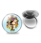 Ring Frida with Flowers