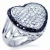 Zilveren Ring Amora