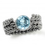 Zilveren Ring Yara