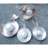 Zilveren Set Maeve