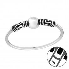 Zilveren Midi Ring Shanti