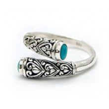 Zilveren Ring Belana