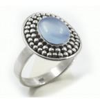 Zilveren Ring Faith