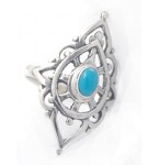 Zilveren Ring Isma