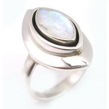 Zilveren Ring Luca