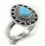 Zilveren Ring Lize