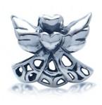 Zilveren Bedel Engelvleugels
