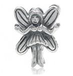 Zilveren Bedel Schattig elfje