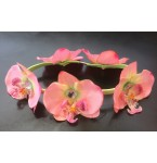 Haarband Silky Orchid Pink
