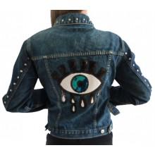 Spijkerjasje Blue Eye