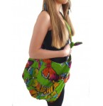 Tas Hippy Boho Bag Butterflies