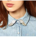 Broche Collar Brooch Angelwings